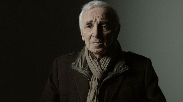 Charles Aznavour - Avec un brin de nostalgie