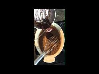 ECLAIRE DE CHOCOLATE