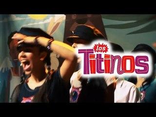 Los Titinos - El Trencito Tino (Karaoke En Vivo)