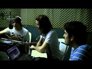 Emmanuel Danann y Fede Berdullas en FM La Boca