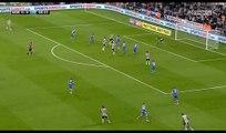 Jamaal Lascelles Goal HD - Newcastle Utd 1-0 Leeds - 14.04.2017