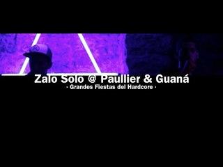 Zalo Solo en vivo @ Paullier & Guaná