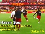 Türk futbol kavgaları - Türk canlı yayın kavgaları