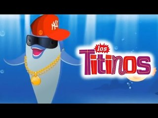 Los Titinos - Mark El Delfin (Canción Animada)