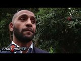 Kid Galahad discussing Kell Brook Vs Porter, Brook vs Khan and Jazza Dickens and his next fight