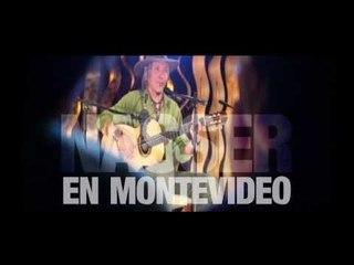 NASSER en Montevideo - Jueves 7 de Febrero 2013 - Sala Zitarrosa