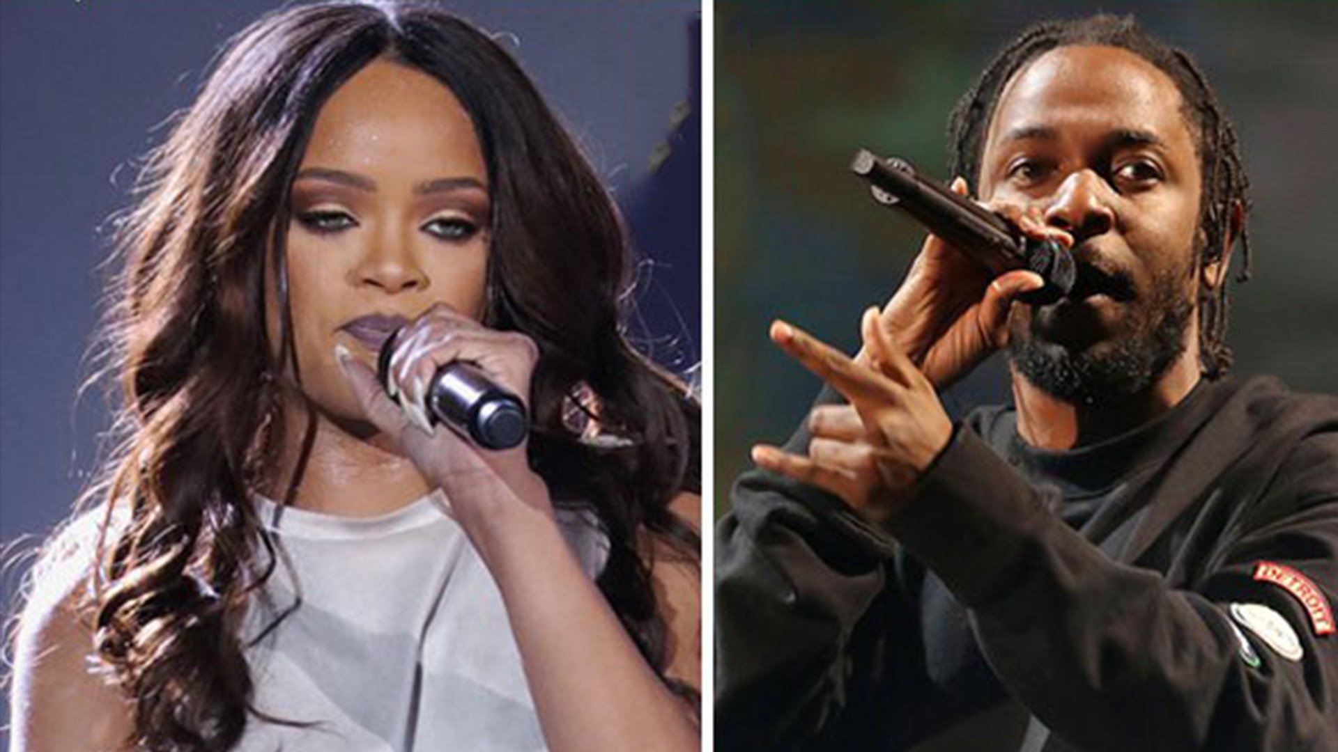 Rihanna and Kendrick Lamar Get Flirty On New Track 'Loyalty'