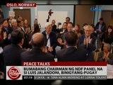 24 Oras: Bumabang chairman ng NDF panel na si Luis Jalandoni, binigyang-pugay