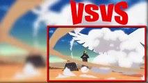 Third Kazekage vs Sasori, Hidan curses Kakuzu History of Akatsuki
