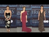"""Game of Thrones"" Season 6 LA Premiere Emilia Clarke, Lena Headey, Sophie Turner ARRIVALS"
