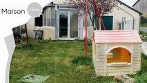 A vendre - Maison en pierres - Teillay (35620) - 4 pièces - 104m²