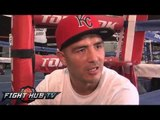 """Brandon Rios """"I dont have problems w/boxers; I've stopped boxers before"""""""