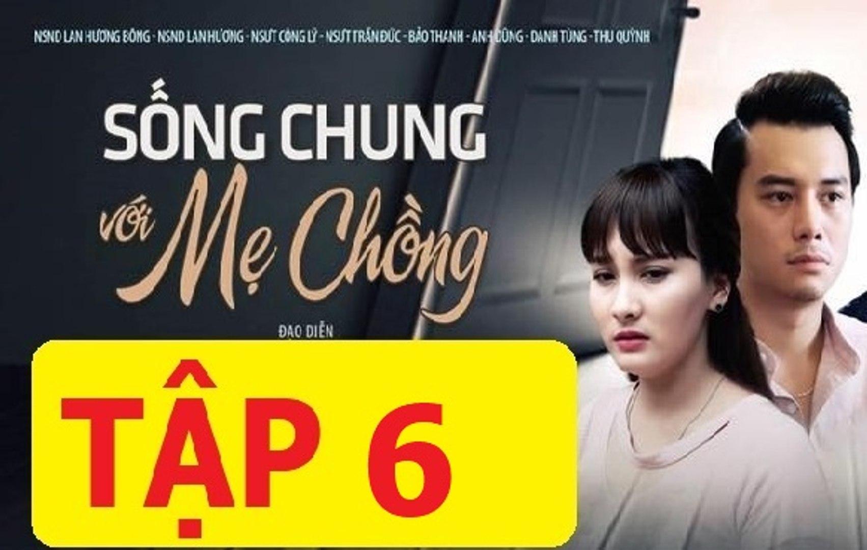 Sống Chung Với Mẹ Chồng Tập 6 Full VTV1 14/4/2017 | Song Chung Voi Me Chong tap 6