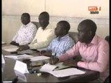 Point de presse du forum des jeunes diplômés sans emploi