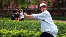 [Phim ngắn - Huy Cung] : Zombie tăm - Huy Cung