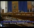 Alan Greenspan: Economic Forecast - Monetary Report - Gold, Currency (1990) part 1/4
