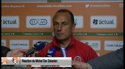 (J33) Laval 5-2 Reims, les réactions en vidéo