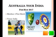 India Cricket Schedule 2017-18, Upcoming Tours of Team India T20s, ODIs and Test Matches