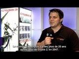 Crysis 3 : Multi Hunter mode (Gamescom 2012)