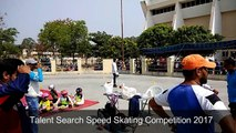 In-Line skater Sudeep Speed Skating race || Skating Classes ||