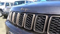 2017 Jeep Grand Cherokee 75h Anniversary Walkaround 5.7 L Hemi V8-d