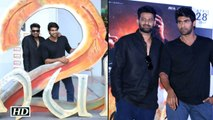 """Baahubali"" stars Prabhas and Rana Daggubati visited Chandigarh University to celebrate the festival of Baisakhi on Friday. During the college visit, Prabhas and Rana engaged in some Baisakhi special activities along with the students. They got into some"