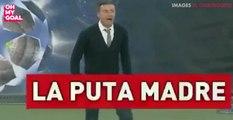 Luis Enrique insulte Javier Mascherano