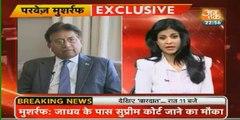 Pervez Musharraf Takes Class Of Bilawal Bhutto Zardari And Indian Anchor