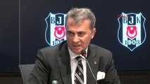 Beşiktaş Başkanı Fikret Orman Basın Toplantısında Konuştu - 3