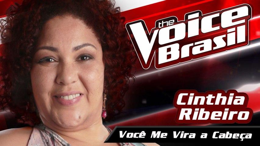 Cinthia Ribeiro - Você Me Vira A Cabeça (Me Tira Do Sério)