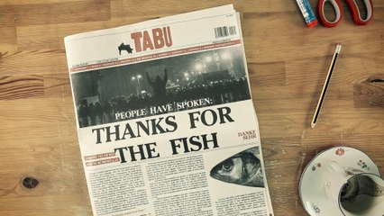Tabu - Thanks for the Fish