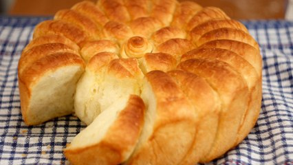 Home made bread recipe