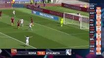 Jasmin Kurtic Goal HD - AS Roma 0-1 Atalanta - 15.04.2017 HD