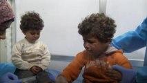 Dezenas de crianças entre as vítimas do atentado contra autocarros