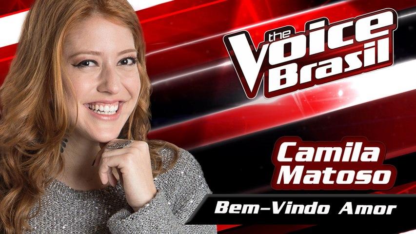 Camila Matoso - Bem-Vindo Amor