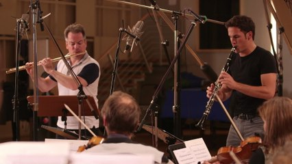 "Andreas Ottensamer - Mozart: ""Se viver non degg'io"" from ""Mitridate"", K.87, (Arr. for Basset Clarinet & Flute)"