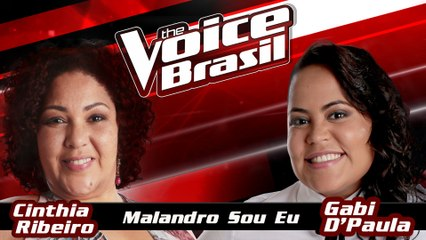 Cinthia Ribeiro - Malandro Sou Eu