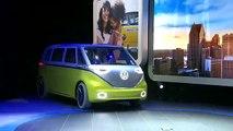 Volkswagen I.D. BUZZ Concept - NAIAS Detroit 2017dsa