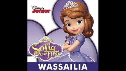 Cast - Sofia the First - Wassailia