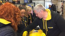 Le Girls Racing Team, première équipe 100% féminine au départ des 24 H du Mans motos