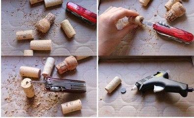 Kako iskoristiti plutene cepove