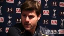 Mauricio Pochettino reaction Tottenham vs Bournemouth