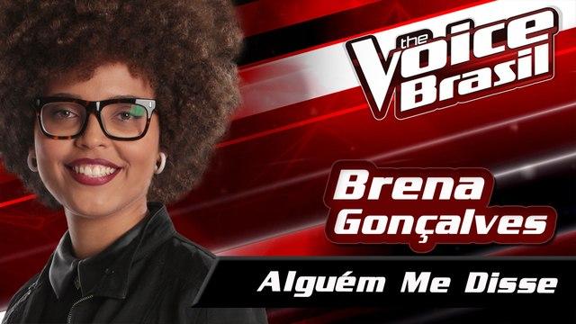 Brena Gonçalves - Alguém Me Disse