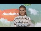 Renee Bargh Kids' Choice Awards Orange Carpet Arrivals