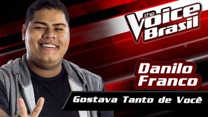 Danilo Franco - Gostava Tanto De Você