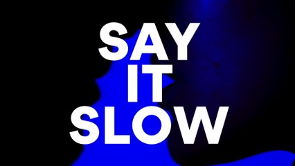Magic Monday - Say It Slow