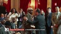 Tirailleurs sénégalais : la reconnaissance de la France