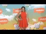 Chloe Bennet Kids' Choice Awards Orange Carpet Arrivals