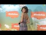 Zendaya Kids' Choice Awards Orange Carpet Arrivals