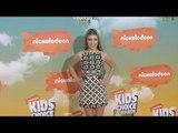 Paris Smith Kids' Choice Awards Orange Carpet Arrivals